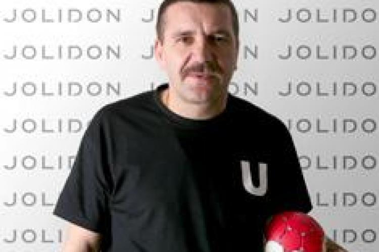 """Antrenorul """"U"""" Jolidon: """"In toate orasele in care mergem suntem mai respectati decat la Cluj"""" - VIDEO"""