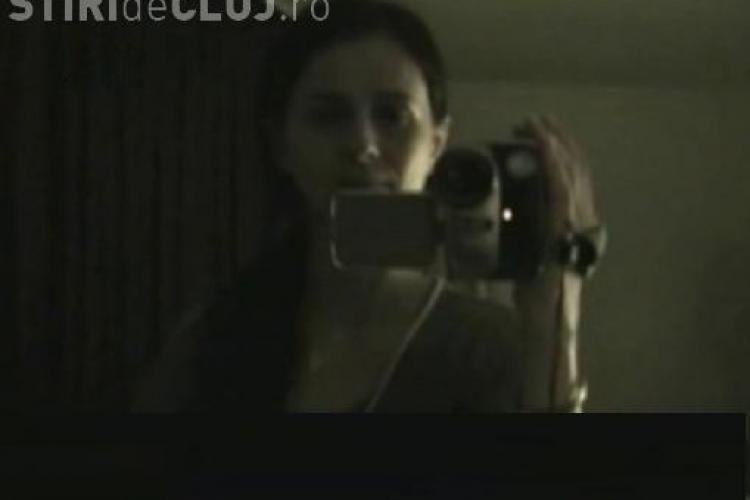 Ultimele imagini cu Madalina Manole in viata. Artista s-a filmat in oglinda - VIDEO