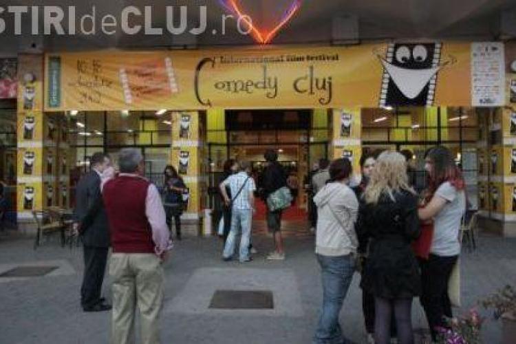 Trofeul Comedy Cluj este ravnit de 9 regizori care si-au inscris filmele in concurs! VEZI care sunt peliculele