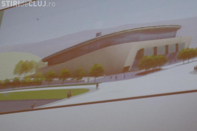 Construirea salii polivelente, de langa stadionul municipal, intra in linie dreapta! Urmatorul pas: licitatia