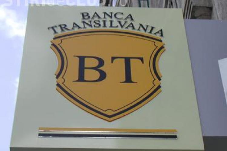 O angajata de la Banca Transilvania Cluj a furat din conturile clientilor 520.000 de lei si 33.000 de euro