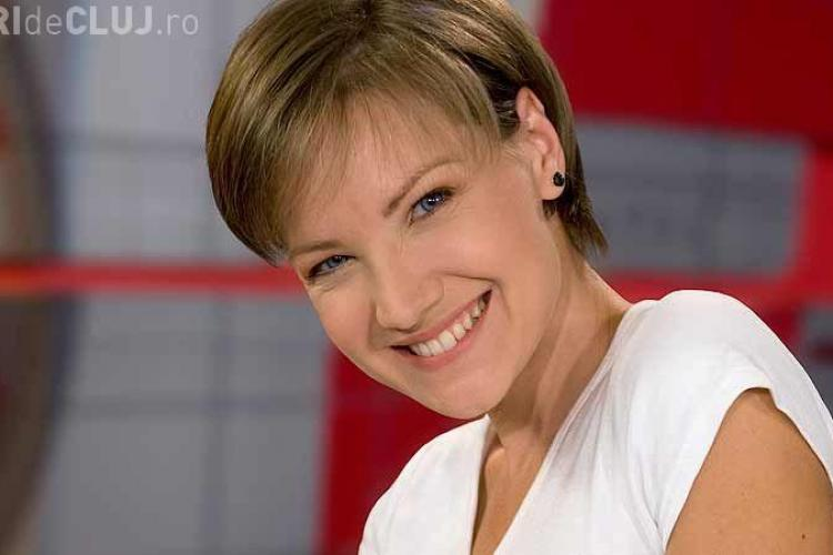 Melania Medeleanu va lucra la CNN!
