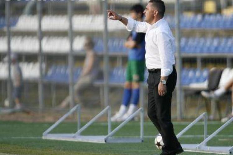 Marian Pana: Vrem victoria cu Gaz Metan Medias, iar in Cupa e posibil sa jucam la Buzau