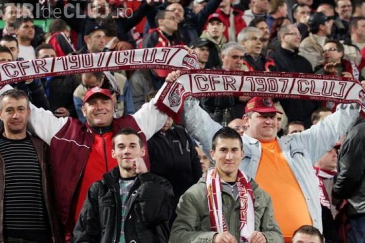 """18.000 de bilete au fost vandute pe """"Olimpico"""", la meciul AS Roma - CFR Cluj"""