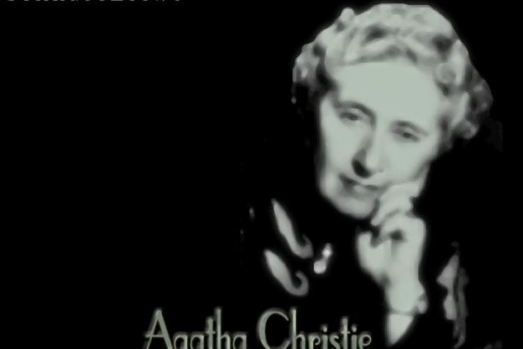 Agatha Christie, celebra scriitoare de romane politiste, s-a nascut acum 120 de ani