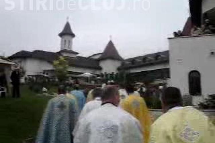 Pelerinaj greco-catolic la Cluj-Napoca, de Sfanta Maria - VIDEO