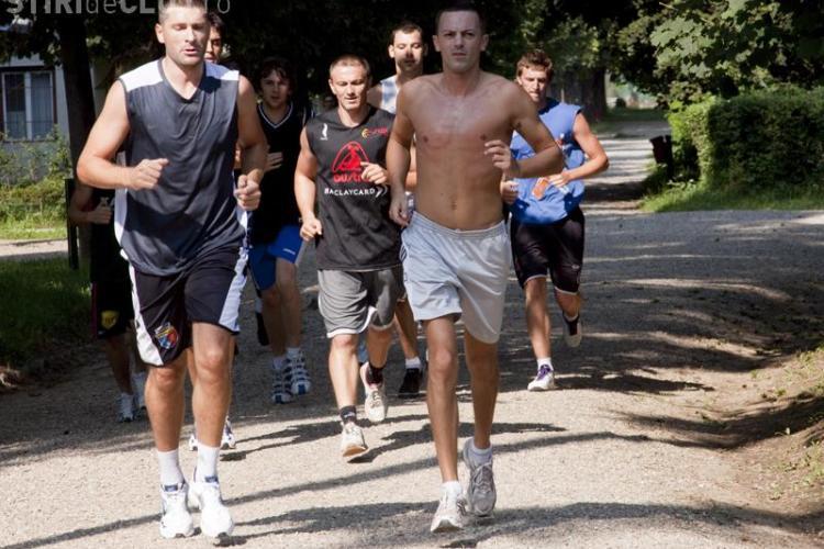 U Mobitelco a pleacat astazi in Serbia, pentru doua meciuri de pregatire