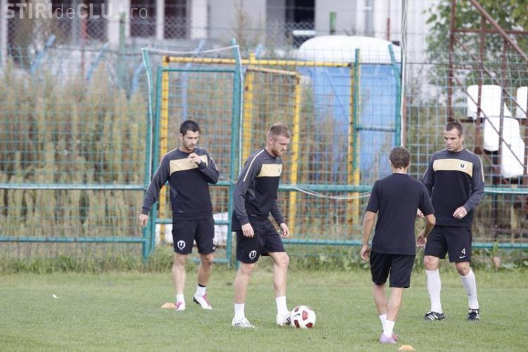 LIVE TEXT - U Cluj - Victoria Branesti 1-0 - Gol Pit (FINAL)