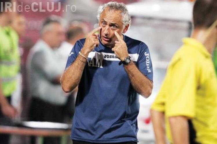 Mandorlini acuza ca demiterea lui a fost premeditata de sefii din Gruia