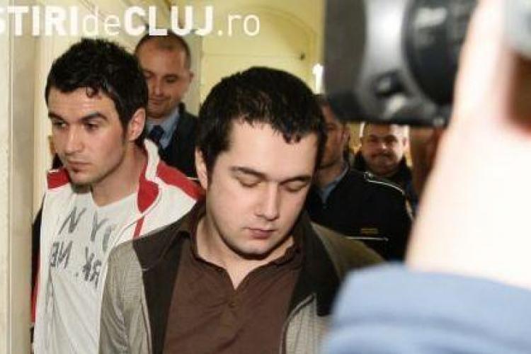 Bogdan Baciu si Andrei Hosu, suspectii in cazul jafului de la Banca Transilvania, raman in arest