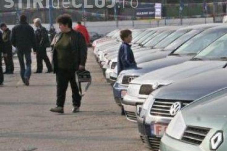Adio masini second-hand! Taxa auto creste si va fi platita si pentru autoturismele cu motor Euro 5