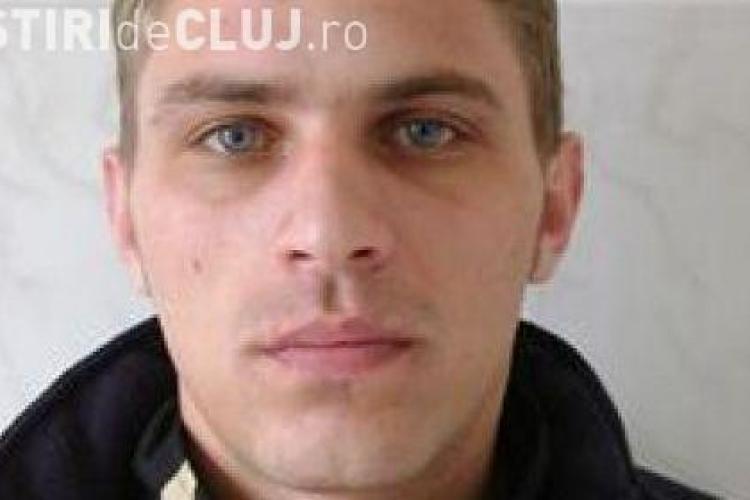 Detinutul evadat de la Gherla, prins in Gilau, unde a produs un accident si a fugit!