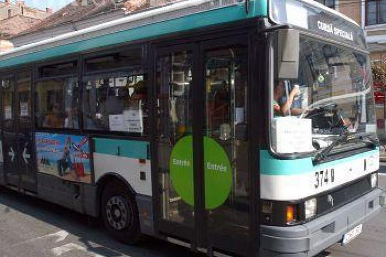 Autobuzul 42  va circula pe strada Campului de luni, 4 octombrie. VEZI ORARUL
