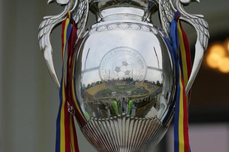 U Cluj va juca cu Victoria Branesti in Cupa Romaniei, iar CFR Cluj cu ACU Arad - VEZI toate meciurile!