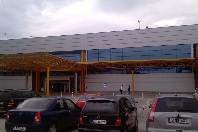 80.000 de lei, primii bani ce vor fi cheltuiti pentru asocierea dintre Aeroportul Cluj si Mures