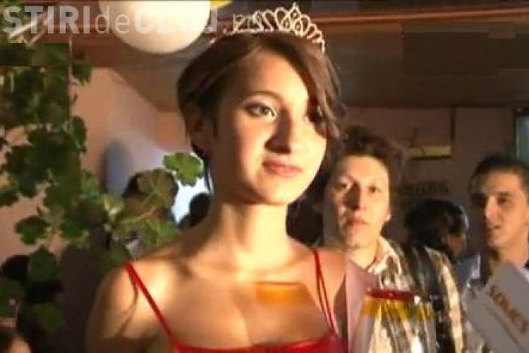 Miss Gherla a fost aleasa sub ochii liberalilor Marius Nicoara si Horia Uioreanu - VIDEO