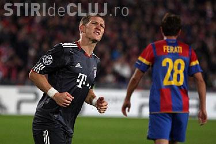 FC Basel - Bayern Munchen 1-2 - VEZI rezumatul meciului!