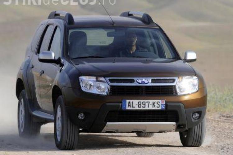 Dacia Duster se transformat in Lada Duster?