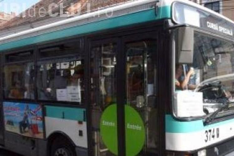 Linia de autobuz 42, pe strada Campului, va fi pusa in functiune dupa terminarea lucrarilor de modernizare a strazii