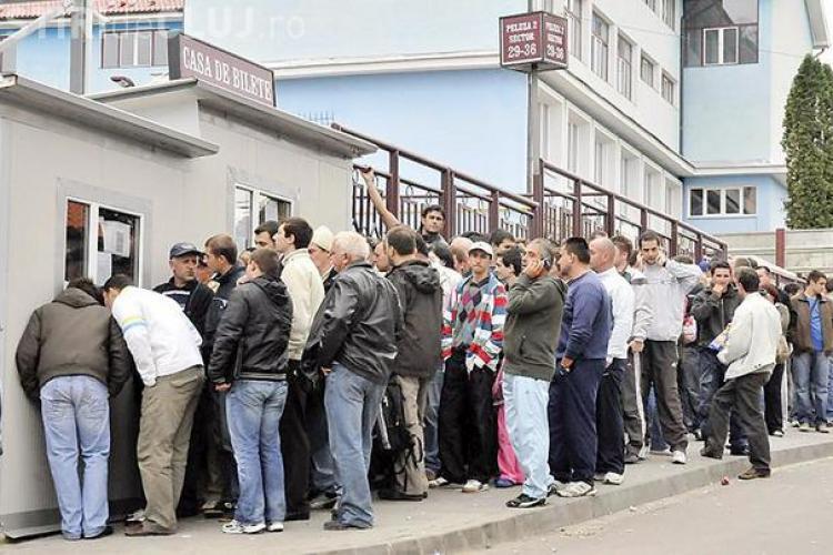 Bilete la meciul CFR Cluj-Basel, puse de astazi in vanzare - VEZI AICI cat costa un bilet!