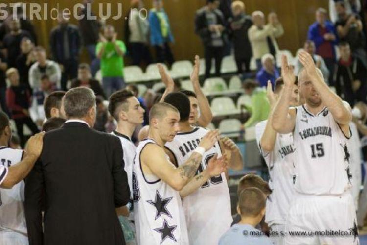 U-Banca Transilvania a pierdut meciul cu CSU Ploiesti