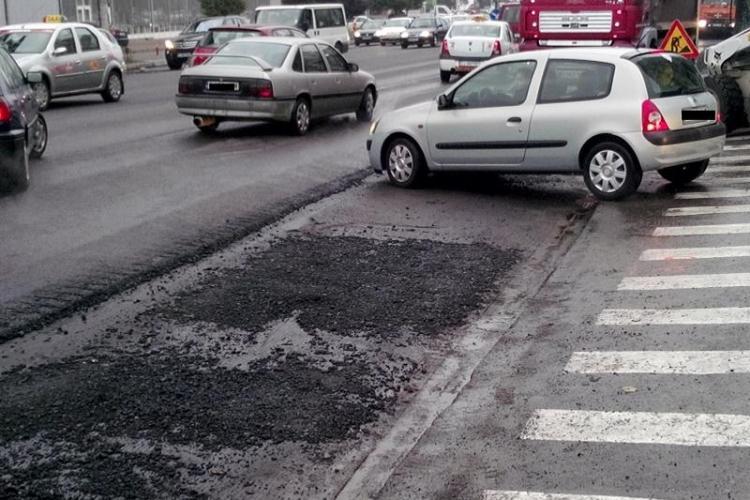 PSD Cluj îl atacă pe Boc: Soluționarea blocajului din traficul clujean este o prioritate, nu campania Elenei Udrea FOTO