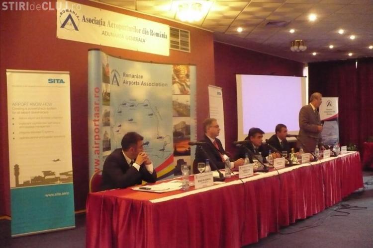 Adunarea Generală a Asociaţiei Aeroporturilor din România are loc în 24-25 septembrie