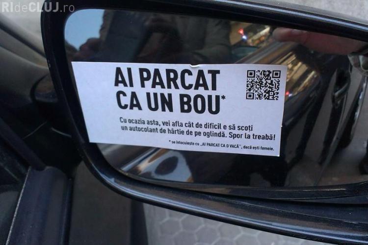Șoferii din Cluj primesc azi scrisoarea RUȘINII! Despre ce este vorba?