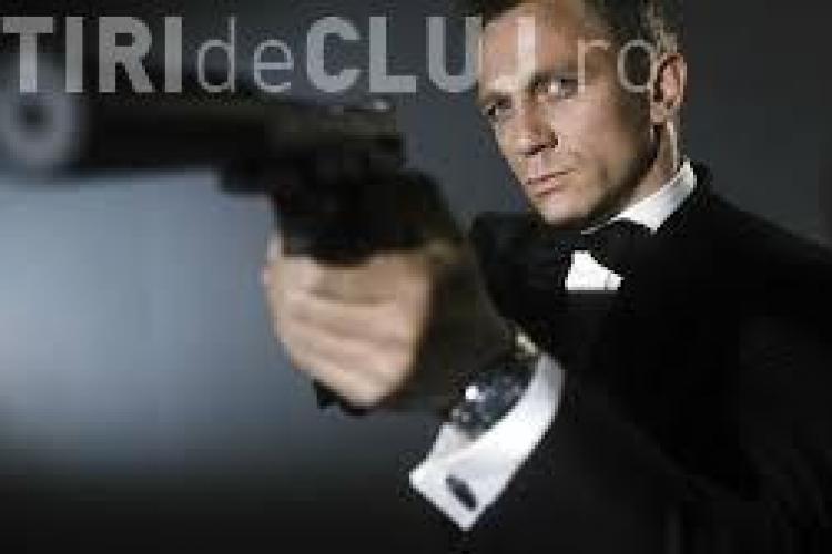 Una dintre cele mai sexy cântărețe ale momentului va juca în noul film cu James Bond