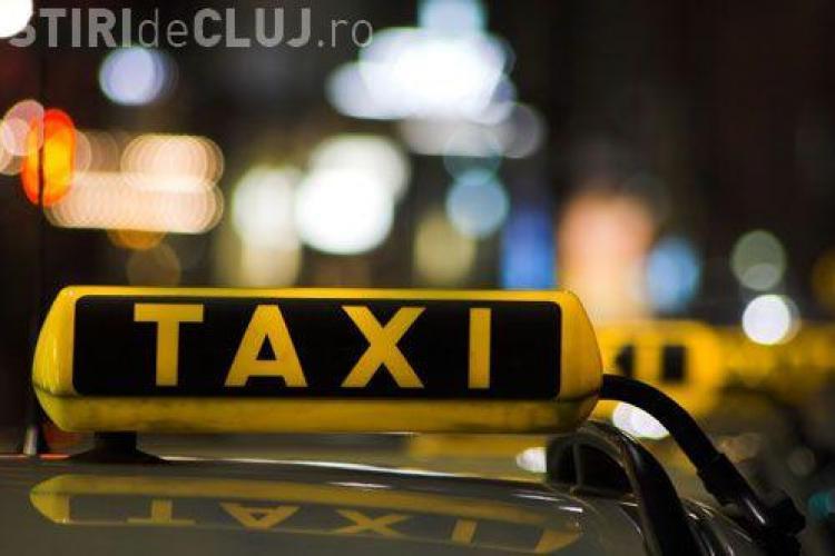Accident în Florești! Un taximetrist a fost lovit de un șofer grăbit