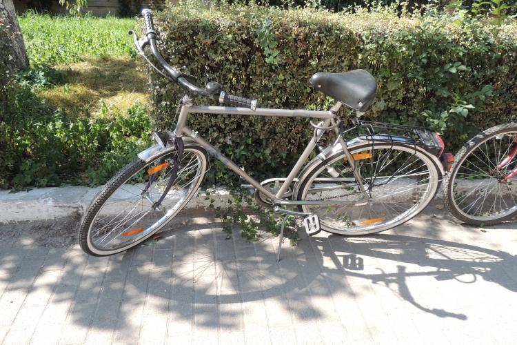 Gașcă de hoți de biciclete depistată la Cluj. Toți sunt minori FOTO VIDEO