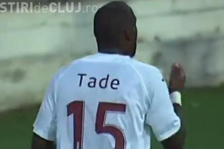 CFR Cluj a învins Oţelul cu 1-0 - REZUMAT VIDEO - Clujenii sunt pe locul DOI în clasament