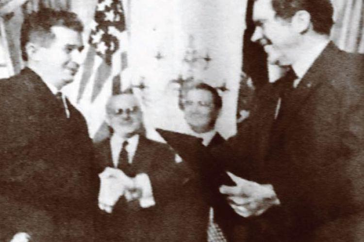Ceaușescu avea parte de vizite spectaculoase în SUA. Cum îl primeau președinții americani