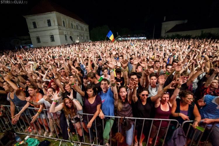"""Trei festivaluri din Cluj luptă pentru trofeul de """"Cel mai bun festival din Europa"""""""