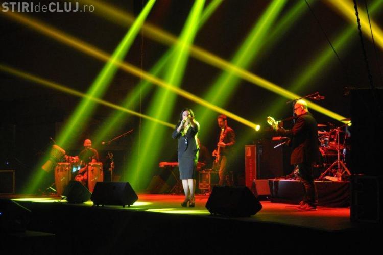 Cum a fost la concertul Maria Naționale de la Cluj? VIP -urile au stat acasă - FOTO