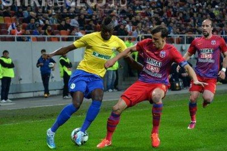 Meciul Steaua - Petrolul a făcut zero audiență pe Look TV! Se măsoară bine audiențele?