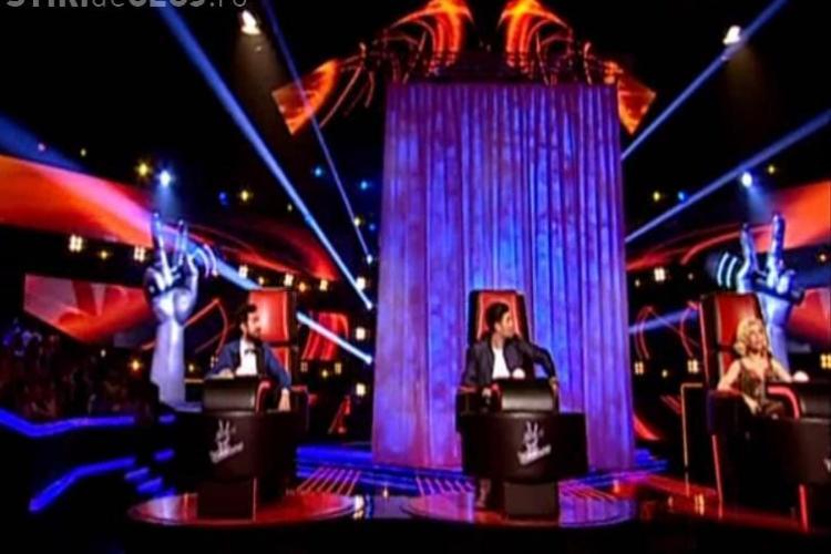 VOCEA ROMÂNIEI! Cea mai frumoasă concurentă l-a cucerit pe Tudor Chirilă - VIDEO