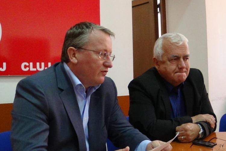 PSD Cluj depune plângere penală împotriva consilierilor Călin Tuluc și Ioan Petran