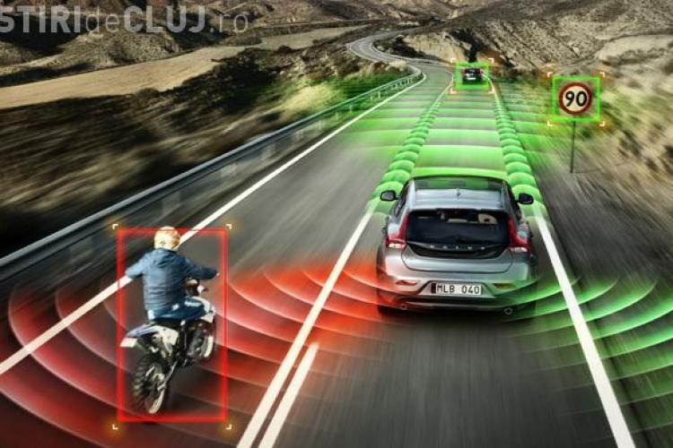 Aplicațiile VIITORULUI create la Cluj! Cum funcționează aplicația care recunoaşte pietonii în trafic - FOTO