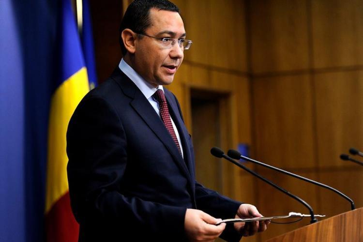 """INTERVIU cu Victor Ponta: Ca președinte vreau să fac o """"Mare Unire"""" a românilor"""