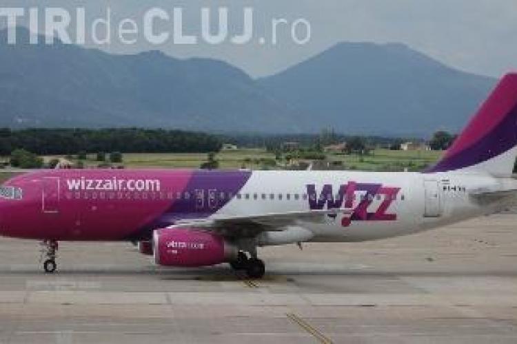 Zbor cu probleme de la Cluj-Napoca la Dortmund. Un avion Wizz Air a fost așteptat cu pompierii la aterizare