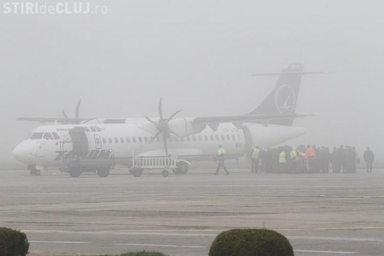 Investiție extrem de UTILĂ la pista Aeroportului Cluj. ADIO CEAȚĂ!