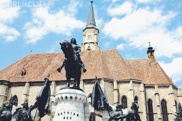 """Clujul lăudat de un prestigios ghid de călătorii: """"Capitala artistică a României"""""""