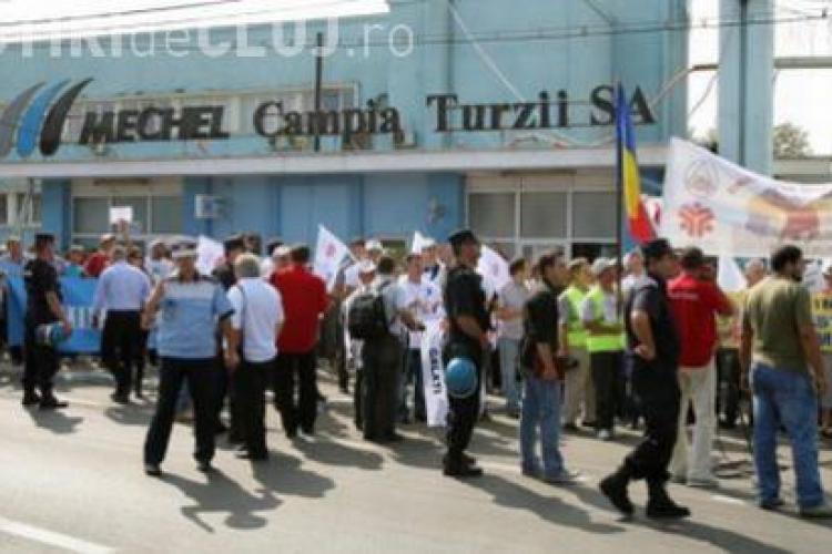 Disponibilizații Mechel Câmpia Turzii primesc milioane de euro de la UE