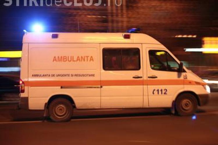 Ce se întâmplă cu o Ambulanță când lovește pragurile de sol URIAȘE de la Cluj? - VIDEO