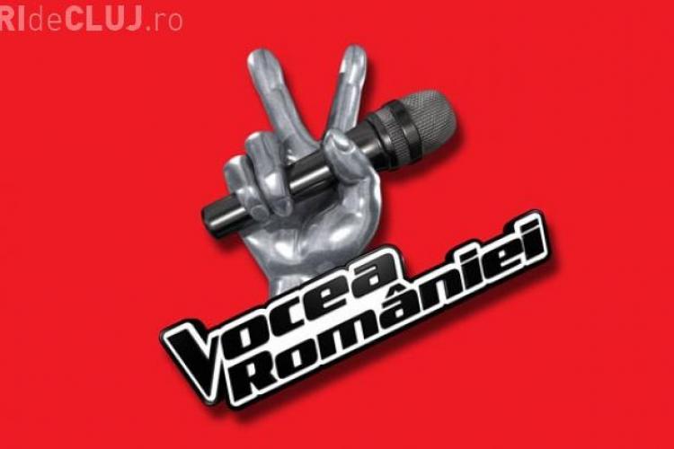 VOCEA ROMÂNIEI. Show - ul a suferit o schimbare de ultimă oră