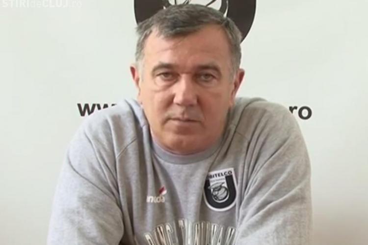 Antrenorul U Banca Transilvania, Dorin Pintea, a radiografiat meciul cu Timișoara, din Cupa României