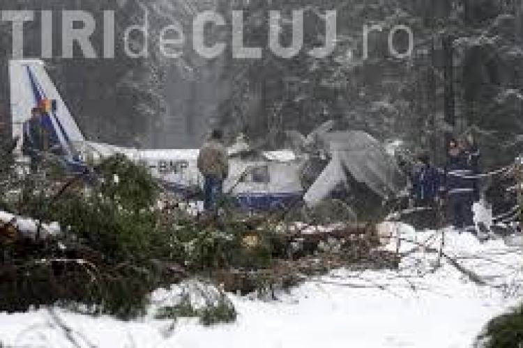 DEZVĂLUIRE ȘOC în cazul accidentului aviatic din Apuseni: Cu ce erau legate furtunurile de alimentare?