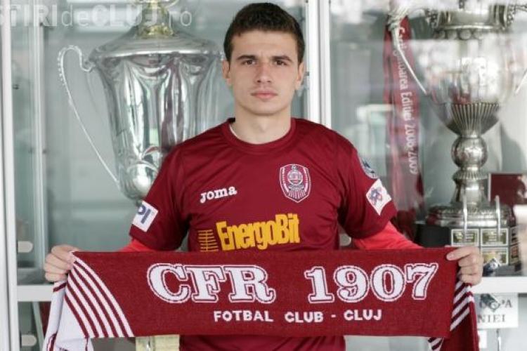 CFR Cluj trebuie să facă rost RAPID de 80.800 de euro