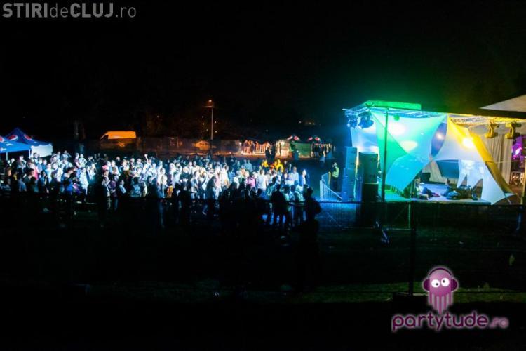 Clujenii din Dâmbul Rotund sunt revoltați din cauza festivalurilor de muzică electronică din Hoia